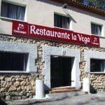 Rótulo Restaurante La Vega
